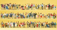 Preiser 13002 H0 Figuren Auf Straßen & Plätzen