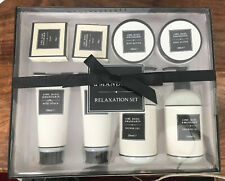 Ladies Gift Idea,Relaxation Women's Gift Set,Lime,Basil & Mandarin x 8, Boxed