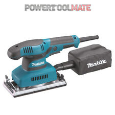 "Makita BO3710 240v 1/3"" Sheet Orbital Finishing Sander"