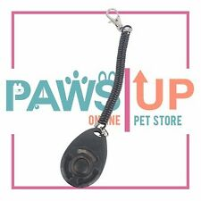 Paws Up Pet Dog Click trainer (Black)