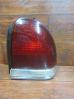 Chrysler LHS, New Yorker, 1994, 1995, 1996, 1997, Right Passenger Tail Light