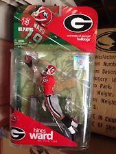 "McFarlane SportsPicks 2009 College Football 1 Hines Ward  Georgia ""Bulldogs"""