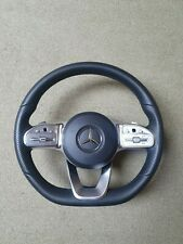 Mercedes W205 W213 steering wheel paddles airbag