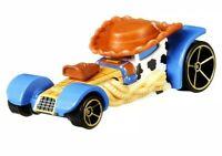 Disney Hot Wheels GCY53 Pixar Toy Story 4 - Woody Vehicle (GCY52) 1 of 8 new