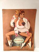 Shipstads & Johnson Ice Follies Program  27th Annual Edition 1963 Souvenir