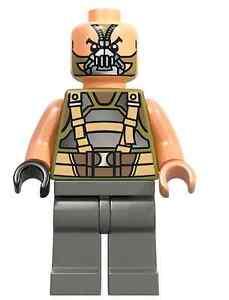 Lego DC Batman Super Heroes Bane Minifigure 76001 **New**