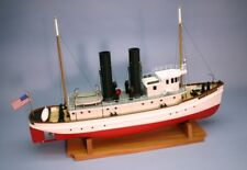 Dumas #1251, The Lackawanna Tug Boat Kit - Coastal Tugboat