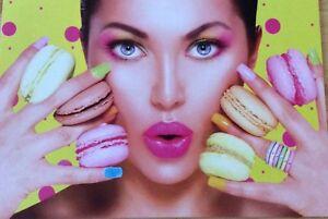 Blank beauty Salon gift cards x 100 plus free envelopes yellow/yellow ...