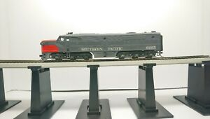 Athearn HO Train Custom LED SP Digitrax DCC Alco PA1 Powered Diesel Locomotive