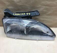 1995 1996 1997 1998 1999 Chevy Cavalier Right Headlight Lamp Assembly OEM