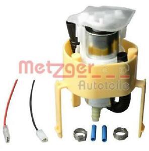 Original metzger Fuel Pump 2250309 for Alfa Romeo Citroën Fiat Iveco
