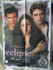 Twilight Eclipse Burger King Poster Robert Pattinson Kristen Stewart