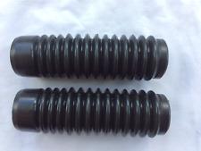 honda CB350 1970, CL350 CB250 CL250 new pair front fork boot gaiter rubber