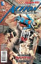 Action Comics (2011) #16 VF The New 52!