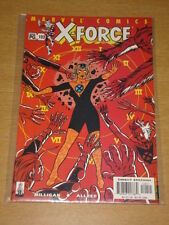X-FORCE #122 MARVEL COMIC NEAR MINT CONDITION JANUARY 2002