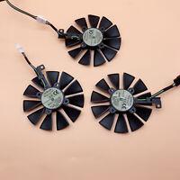 T129215SU Ersatz Grafikkartenlüfter Fan für ASUS ROG STRIX GTX1060 1070 1080TI