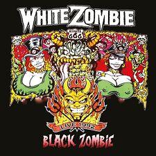 white zombie: black zombie live 1992                                          CD