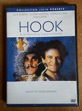 DVD HOOK - Julia ROBERTS / Dustin HOFFMAN / Robin WILLIAMS - Steven SPIELBERG