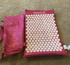 Spoonk Accupressure Mat Perfect Condition Used Once Retails For $50