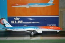 "Phoenix 1:400 KLM Boeing 777-300ER PH-BVA ""Orange Pride"" (PH11286) Model Plane"