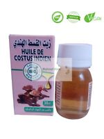 Huile de Costus Indien 100% Bio et Naturel - Pure Bio Indian Costus Oil