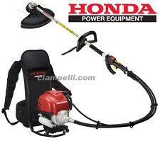 Débroussailleuse HONDA UMR 435 T sac à dos 4 temps thermique essence 435T GX35