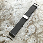 Silver Stainless Steel Band Strap for Garmin Approach S12  S42 Smartwatch -B20