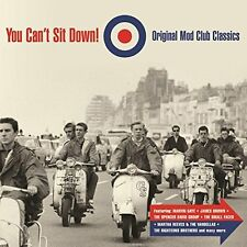 YOU CAN'T SIT DOWN - ORIGINAL MOD CLUB CLASSICS: 2CD ALBUM SET (June 15th 2015)