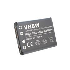 Batteria Compatibile VHBW Li-40B Li40B 500mAh per Nikon Pentax Olympus