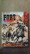 livre , BD une aventure du lieutenant blueberry , fort navajo