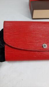 Louis Vuitton Vintage Long Epi Wallet
