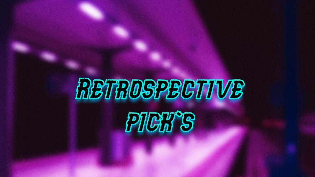 Retrospective Pick's