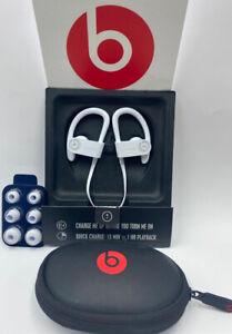 Beats by Dr. Dre Powerbeats 3 Wireless Bluetooth In Ear Kopfhörer Tragbar Weis
