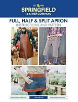 SLC Leather Apron Pattern Pack