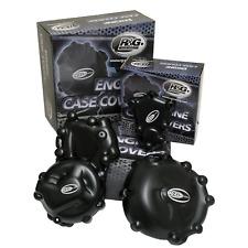 R&G Engine Case Cover PAIR Triumph Speed Triple 08-13 / Tiger 1050 07- KEC0025BK