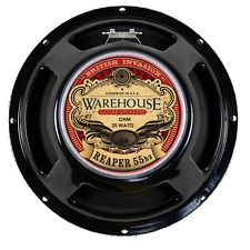 "NEW WGS REAPER 55Hz 12"" Guitar Speaker 16ohm"