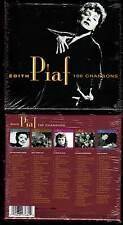 """EDITH PIAF """"100 Chansons"""" (5 CD) 2007 NEUF"""