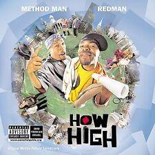How High [Original Soundtrack] CD METHOD MAN REDMAN