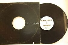"""I Want you Back - For The Streets - Buck Shot Records Single    LP 12"""" (VG)"""