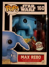 STAR WARS Max Rebo - Vinyl Figur - Limited Edition - Funko Pop!