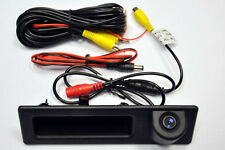 BMW Trunk Boot Parking Camera F10 F11 F25 F30 BMW 5 BMW 3 Rear View Camera