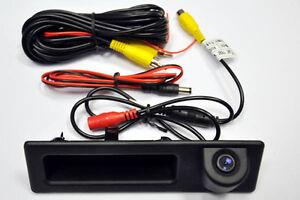 BMW Trunk Boot Parking Camera F10 F11 F25 F30 BMW 5 BMW 3 Rear View Camera