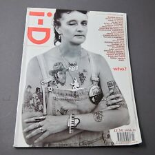 i-D Magazine - March 1998 - Number 173 - The Ego Issue - Donald Graham