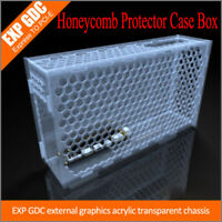 EXP GDC Beast Laptop External Independent Video Card Honeycomb Protector Case