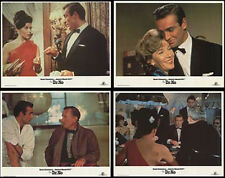 DR. NO (1962) ORIGINAL SET OF 4 LOBBY CARDS REISSUED IN 1984