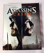 Assassin's Creed (Blu-ray/DVD, 2-Disc, No Digital) + Target Exclusive Arm Sleeve