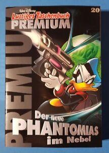 (LTB) Premium 20 Der neue Phantomias im Nebel ungelesen 1A abs.TOP