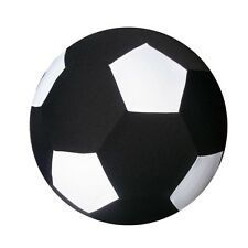 65cm Dual Layered Giant Black with White Soccer Ball (Reversed Colours)