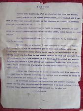 France Documents & Map World War I Militaria (1914-1918)