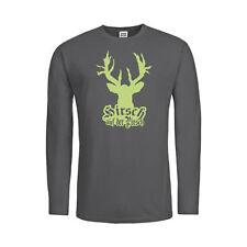 Bequem sitzende Herren-T-Shirts von Hirschen Produkte